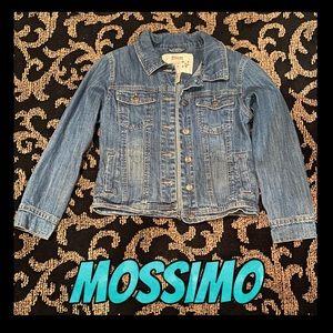 Mossimo button down denim jacket
